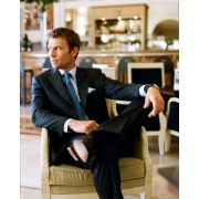Epsom Merino Wool Suit