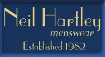 Neil Hartley Menswear